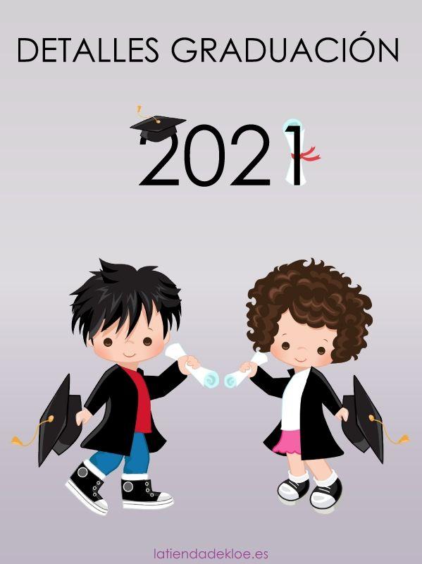 regalos graduación 2021